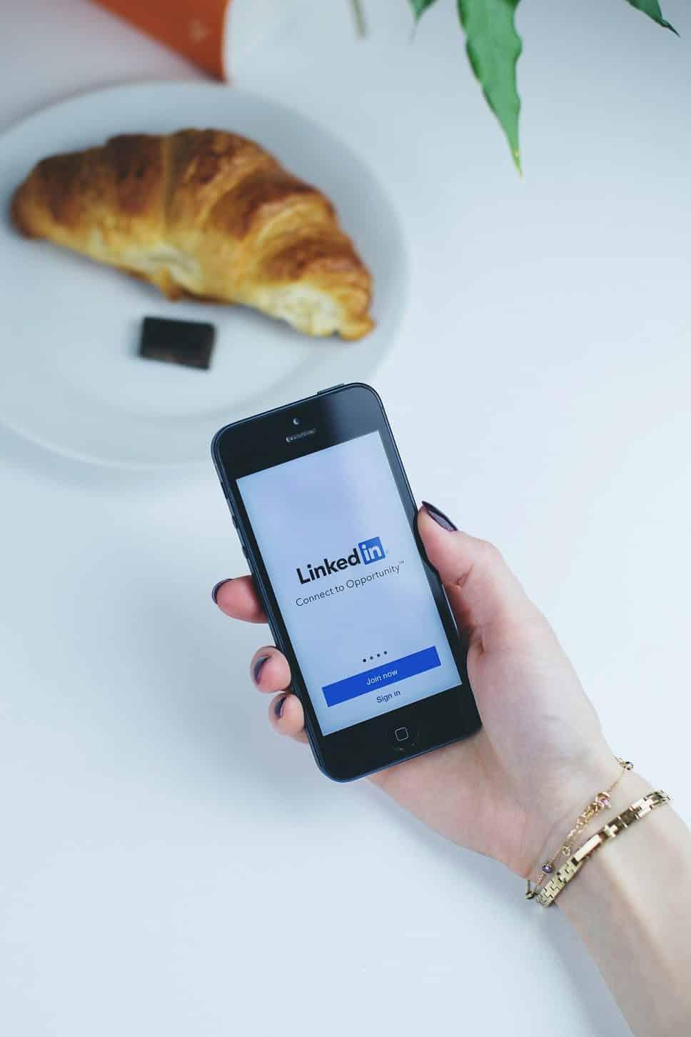LinkedIn réseau de professionnel