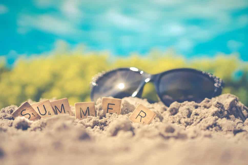 se rafraîchir en été