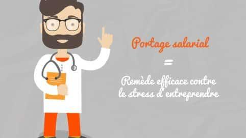 Le portage salarial est un remède efficace contre le stress d'entreprendre
