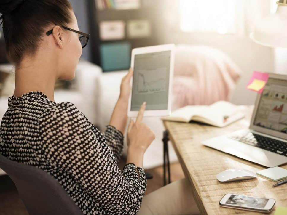 Conseils pour travailler à domicile efficacement
